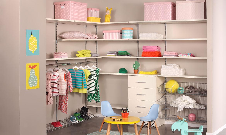 חדר ארונות ילדים